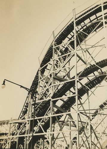 Coney Island Cyclone Ride