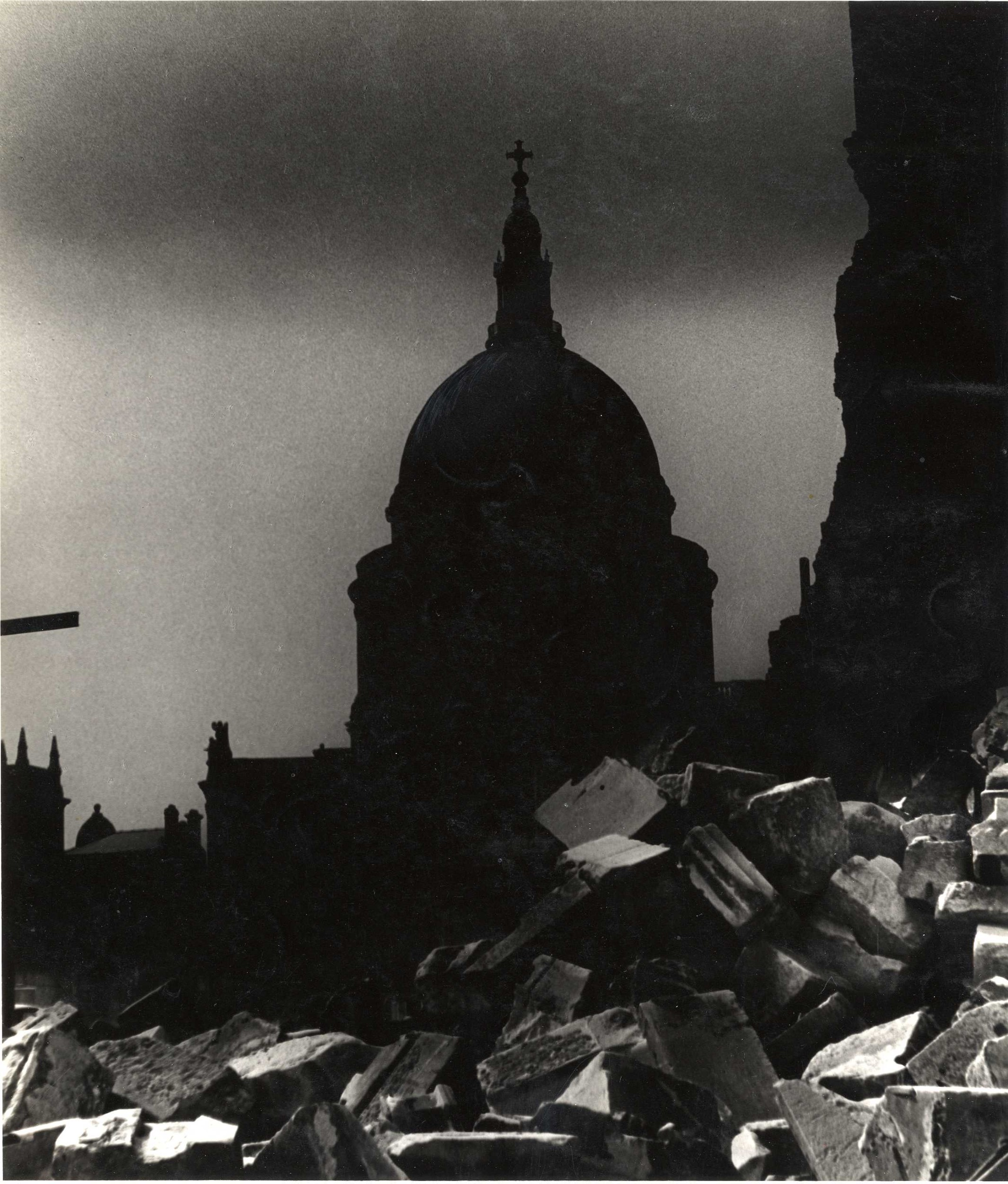 Blackout, St. Paul's Cathedral, 1942
