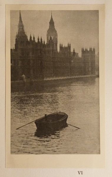 London, With photographs by Alvin Langdon Coburn