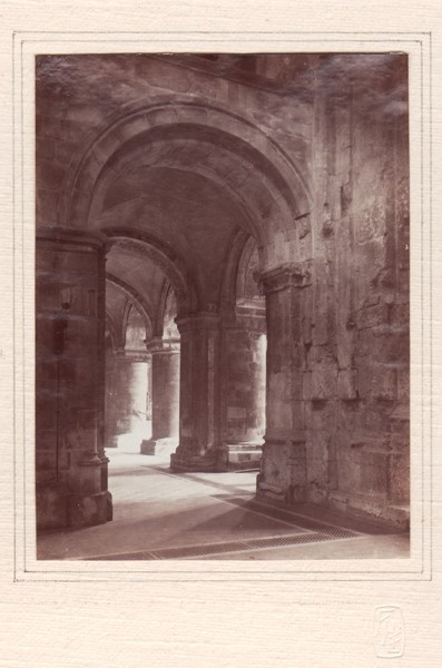 Aisle Archway, Priory of St. Bartholomew the Great