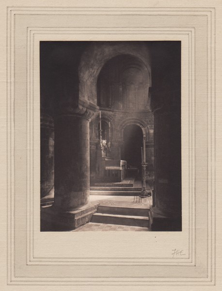 Aisle to Altar, Priory of St. Bartholomew the Great