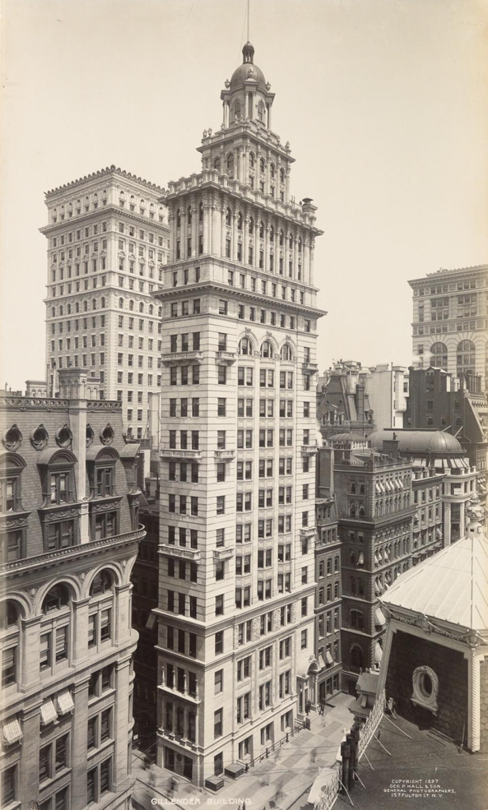 The Gillender Building, New York City