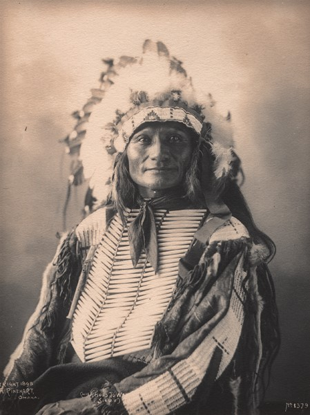 Chief Goes to War (Sioux)