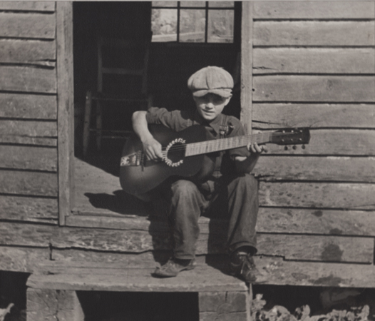 Squatter's Son, Virginia, 1935
