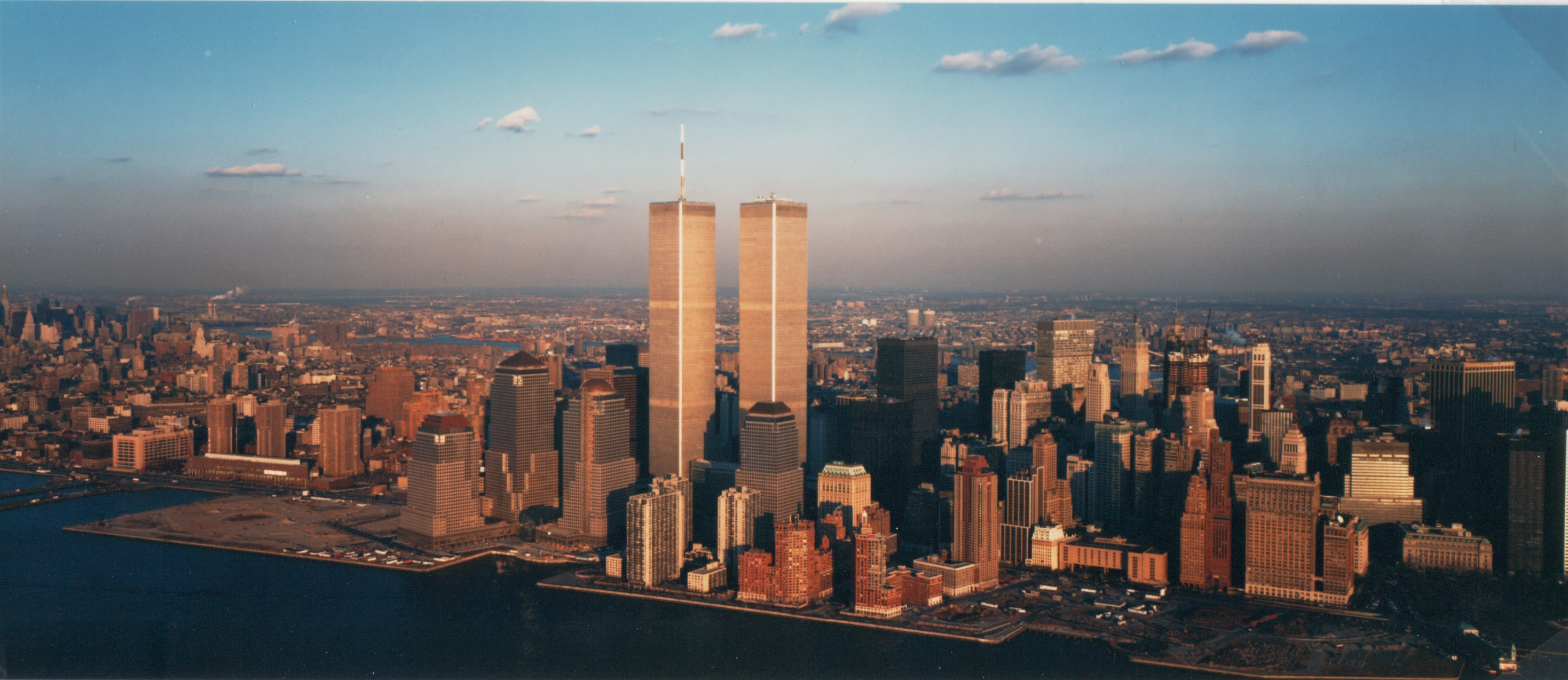 World Trade Center & BPC, 1993