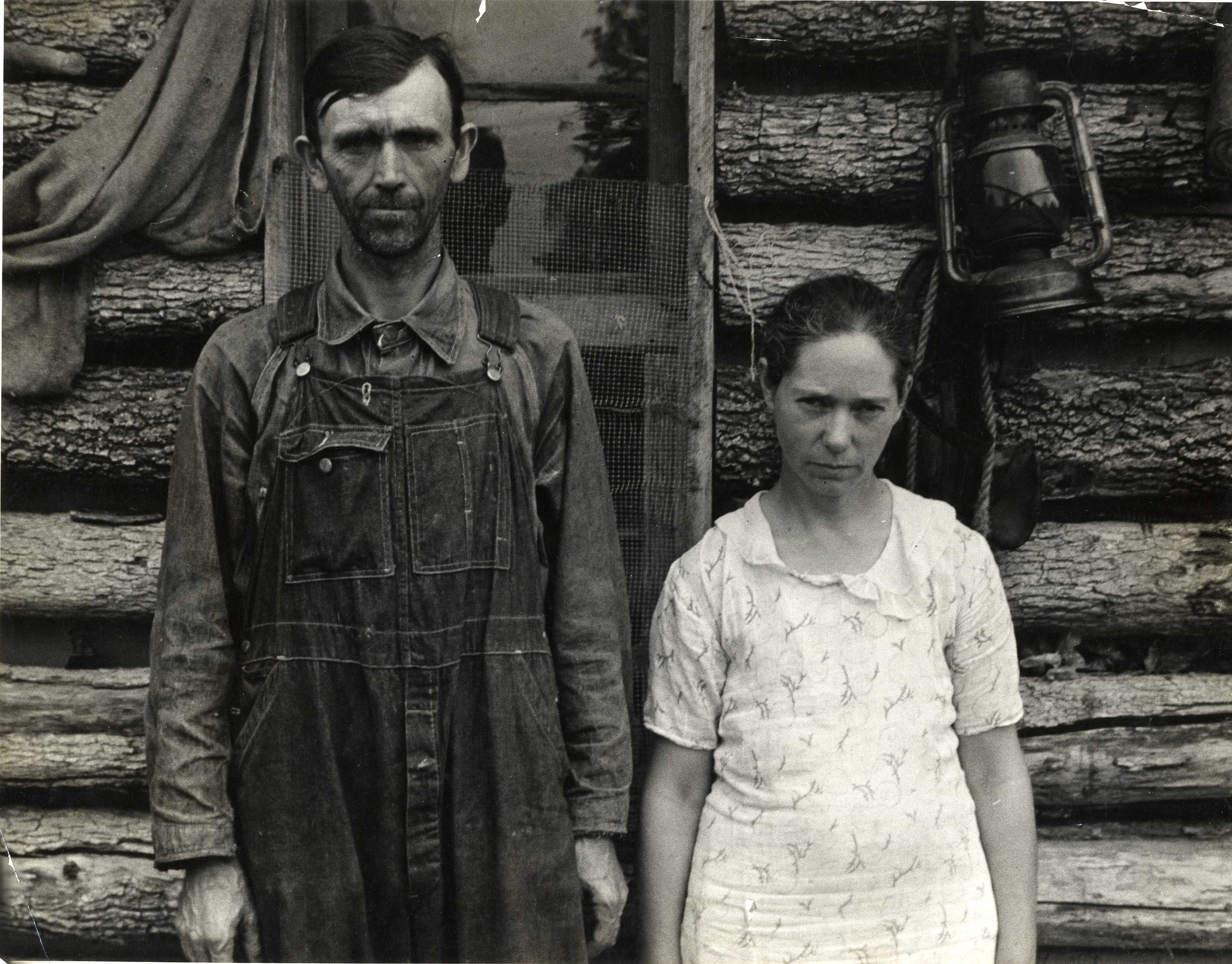 Rehabilitation Clients, Boone County, Arkansas, 1935