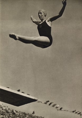 Marjorie Gestring, USA � 1936 Olympic Games