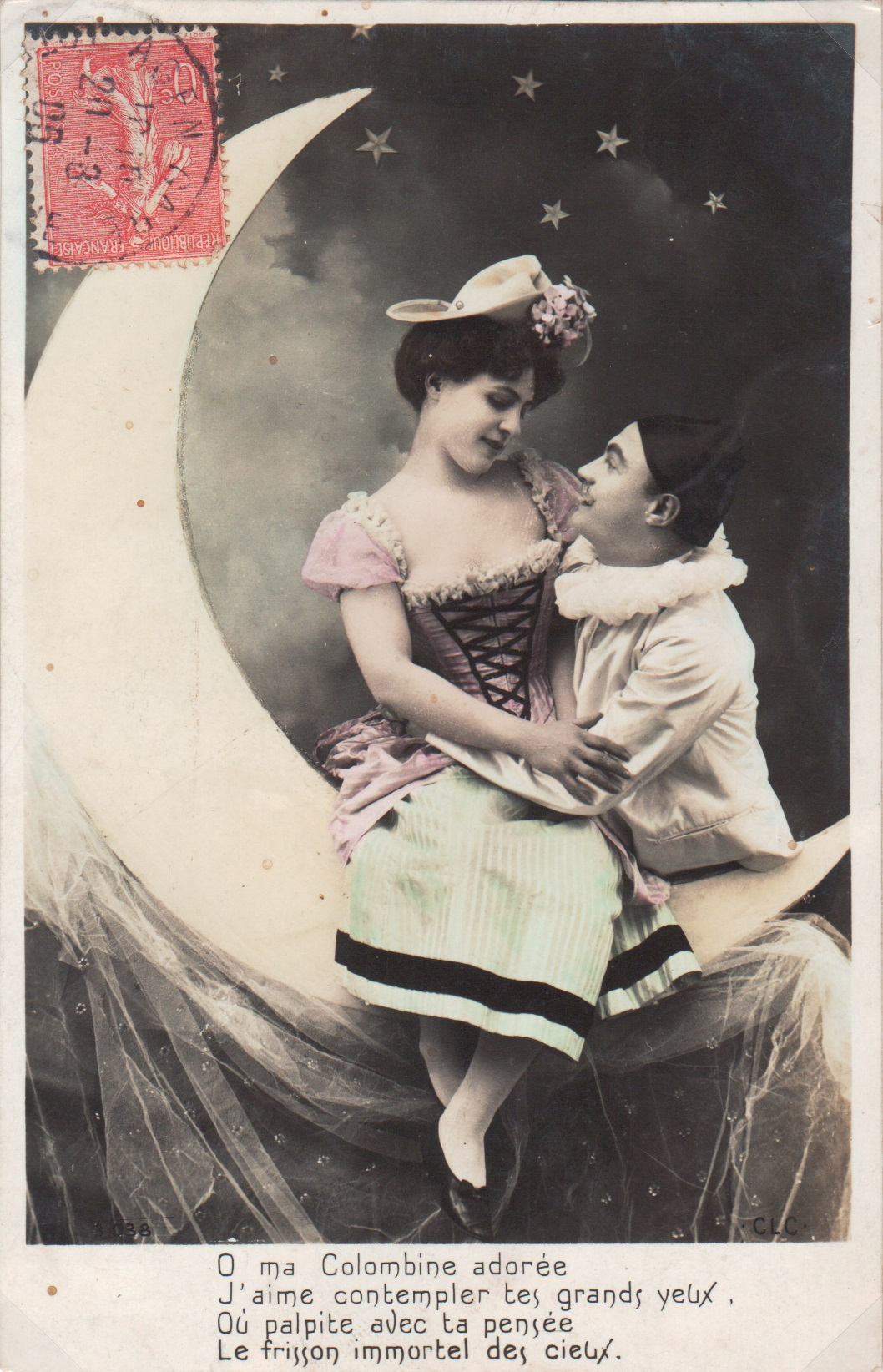 Paper Moon Couple