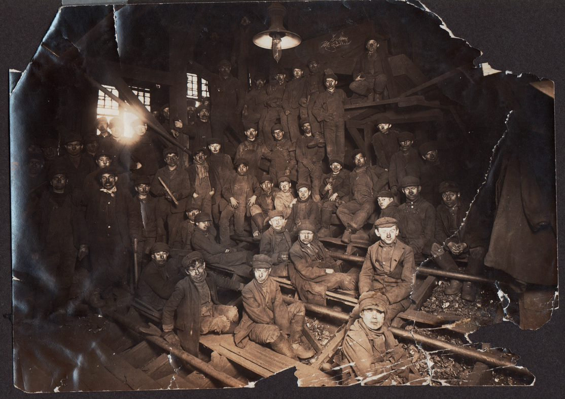 The Breaker Boys, National Child Labor Committee